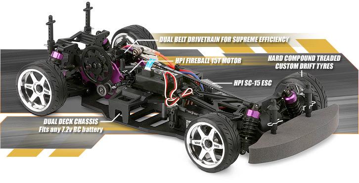 Rtr Sprint Drift Sport