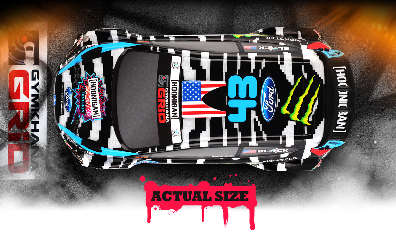 Ford Fiesta Rx43 >> Brand New Ken Block Kits Now Available! at HPI Racing Award-winning radio control cars and trucks
