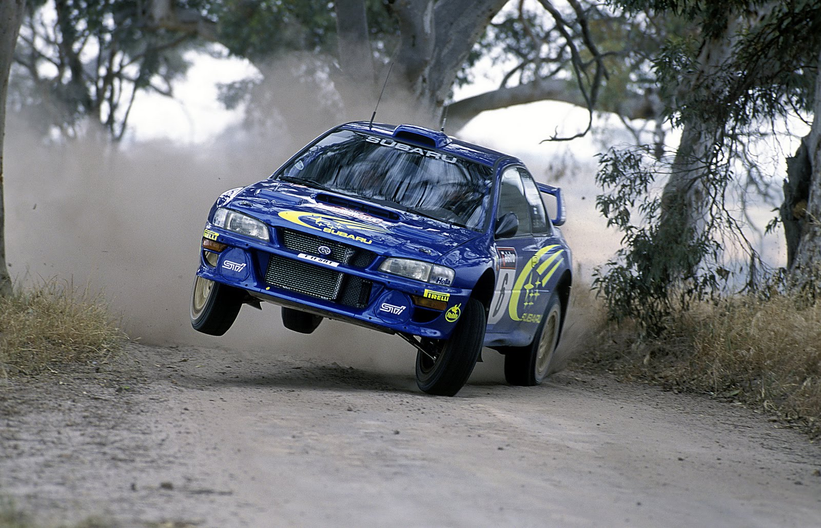 Who Else is an Old School Rally Fan? at HPI Racing Award-winning ...