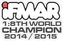 IFMAR 1:8th World Champion 2014 / 2015