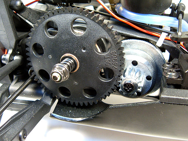 Pulling Truck Slipper Clutch : Heavy duty disk hub hpi racing