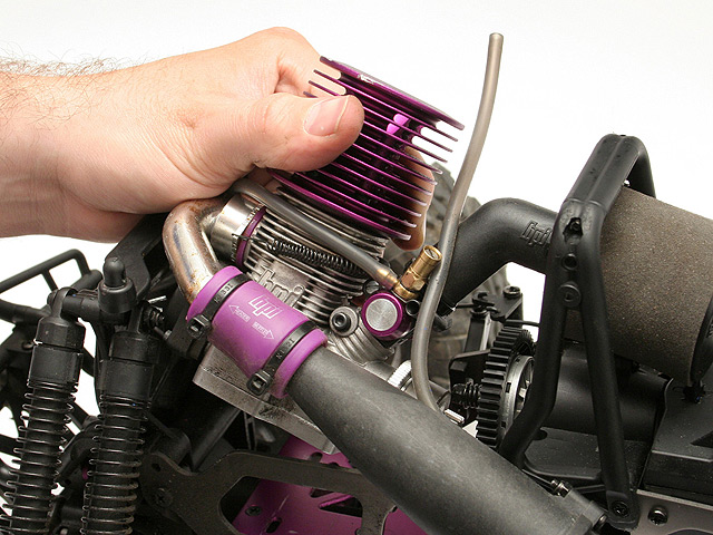 Pulling Truck Slipper Clutch : How to fit a steel spur set your savage hpi racing