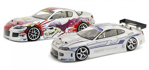 Get Sideways Learn To Drift With HPI HPI Racing - Design decals for cars