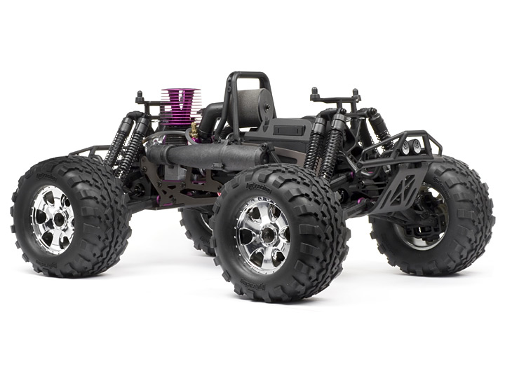 race your savage x by building the ultimate monster truck racer hpi racing. Black Bedroom Furniture Sets. Home Design Ideas