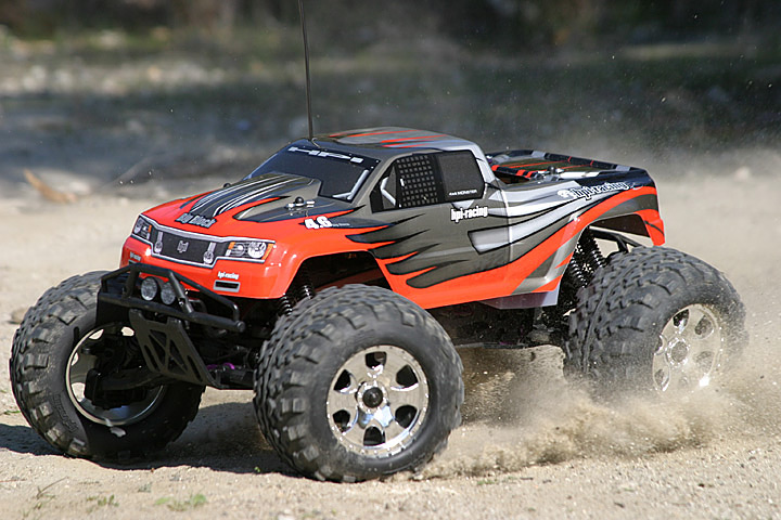 Race Your Savage X By Building The Ultimate Monster Truck Racer