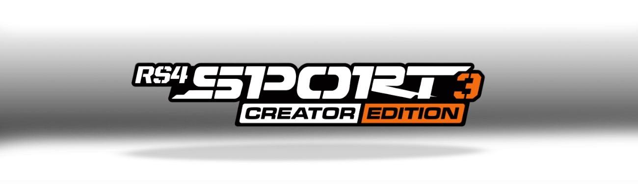 RS4 SPORT 3 Creator Edition