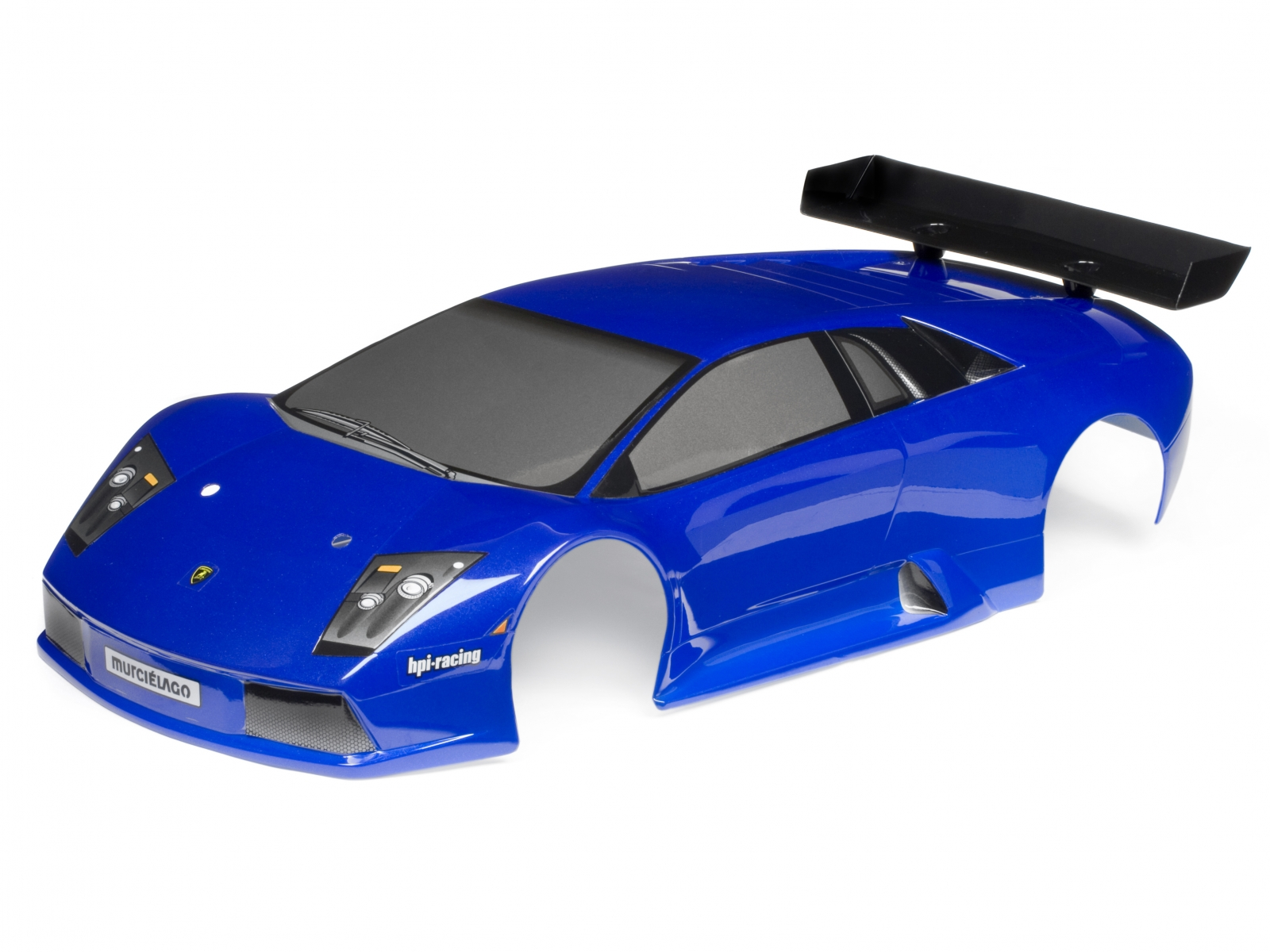The Lamborghini Murcielago is